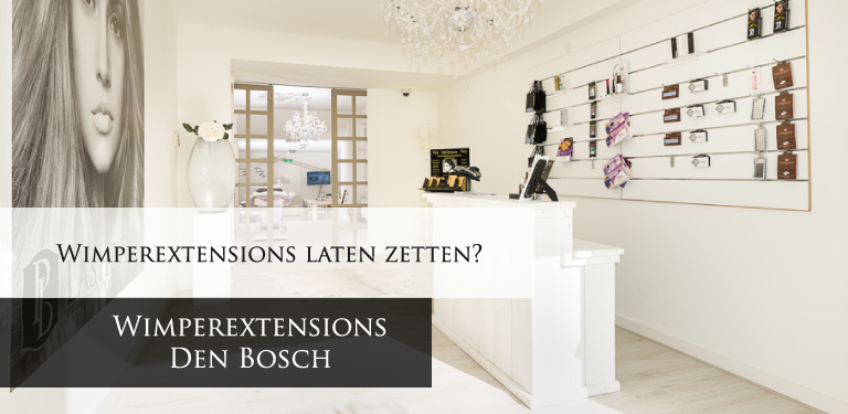 Wimperextensions Den Bosch